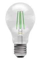 BELL Lighting 4W LED GLS ES Green Lamp 60064