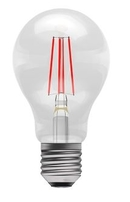 BELL Lighting 4W LED GLS ES Red Lamp 60066
