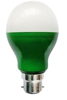 BELL Lighting 5W LED GLS Outdoor BC Green Lamp 05749