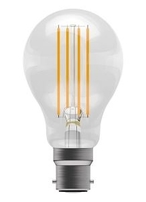 BELL Lighting 6W LED Dimmable GLS BC Warm White 05302