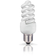 BELL Lighting Mini Energy Saving 11W Spiral ES Lamp BEL05012