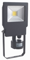 BELL Lighting Skyline 20W LED 4K PIR Floodlight 04496