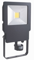 BELL Lighting Skyline 70W LED 4K PIR Floodlight 04501