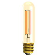 Bell Vintage Tubular 130mm 4W Led Amber 01441