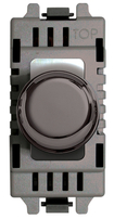 BG Black Nickel Grid Dimmer Switch GBND400
