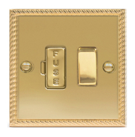 BG Georgian Brass 13A Switched Spur NBG50