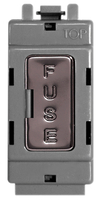 BG Black Nickel Grid 13 Amp Fuse Carrier GBNFUSE
