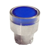 Chint Illuminated Push Button 22.5mm Blue With Guard NP2-BW364