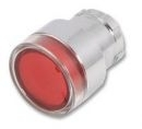 Chint Illuminated Push Button 22.5mm Red With Guard NP2-BW344