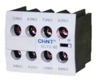 Chint NC6 Series 4 Pole Auxiliary Block NCF6