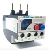 Chint Overload For NC1 Contactors 0.10-25 Amps NR2-25.00