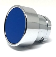 Chint Push Button 22.5mm Blue With Guard NP2-BA/BL