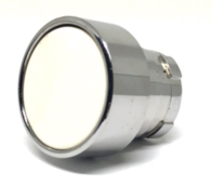 Chint Push Button 22.5mm White With Guard NP2-BA/W