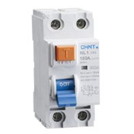 Chint RCD 25a 30Ma 2 Pole NL1-63-225/30