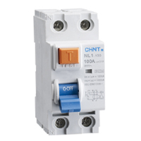 Chint RCD 80a 100Ma 2 Pole NL1-100-280/100
