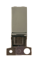 Click Deco Minigrid  Black Nickel Intermediate Ingot Switch Module MD028BN
