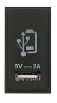 Scolmore Click New Media 5V 2A USB Charger Black MM515BK
