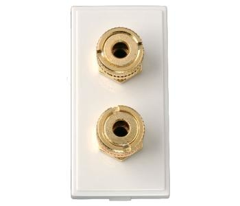 Scolmore Click New Media Twin Load Speaker Module MM495WH image 1