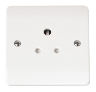 Click Scolmore Mode 5A Round Pin socket CMA038
