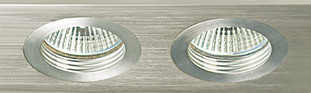 Collingwood Double Downlight Fixed LV214