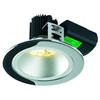Collingwood H5 500 Asymmetric Low Glare LED Downlight Chrome DL238CR