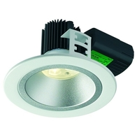 Collingwood H5 500 Asymmetric Low Glare LED Downlight Gloss White DL238WH