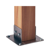 Collingwood LED Wooden Bollard Bracket BOLLED Bracket