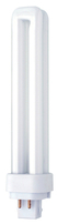 Compact Fluorescent Lamp 26w 4Pin G24q Double Turn Cool White