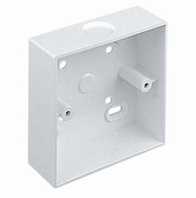 Conduit & Trunking PVC Back Box XB1/U