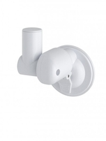 Easy Lock Suction 25mm Soap Dish Holder White RCK