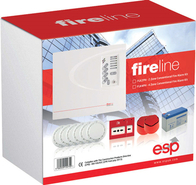 ESP Fireline Fire Alarm Kit FLK2P 2 Zone