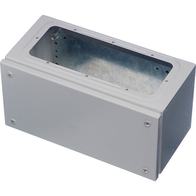 Europa Steel Enclosure Extension Box STBEX206020