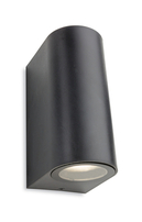 Firstlight Ace Up & Down Graphite Wall Light 2804GP