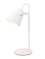 Firstlight Bella Table Lamp White 2932WH