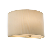 Firstlight Clio Wall Light 8632CR Cream