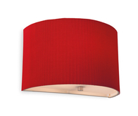 Firstlight Clio Wall Light 8632RE Red