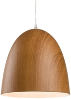 Firstlight Coast Pendant Brown Wood 3442