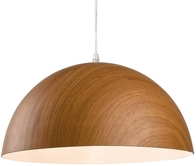 Firstlight Coast Pendant Brown Wood 3443