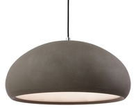 Firstlight Costa Pendant Rough Sand Concrete 2308CN
