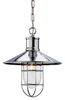 Firstlight Crescent Pendant 2306CH Chrome