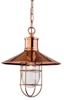Firstlight Crescent Pendant Copper 2306CP