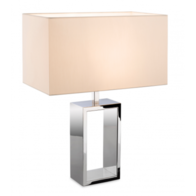 Firstlight Melrose Table Lamp 4897PST