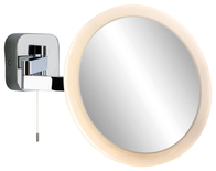 Firstlight Magnifying LED Mirror Light (Switched) Chrome 3460CH