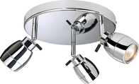 Firstlight Marine 3 Light Flush 9503CH Chrome