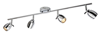 Firstlight Marine 4 Light Bar 9504CH Chrome