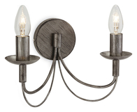 Firstlight Regency Wall Light 2 Light 2316AS