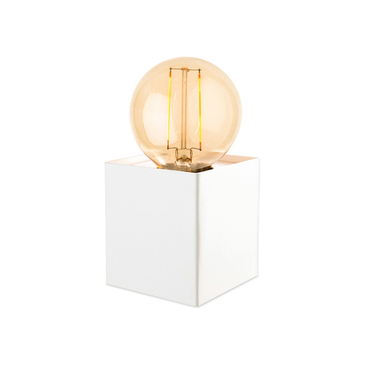 Firstlight Richmond Table Lamp White 5926WH image 1