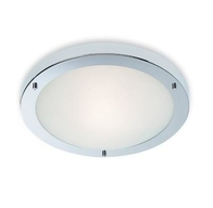 Firstlight Rondo Flush Fitting Bathroom Ceiling Light 2740CH