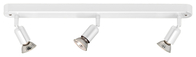 Firstlight Runner Downlight 3 Light Bar White 7003WH