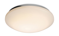 Firstlight Siena LED Flush Fitting 8341 White with Polycarbonate Diffuser